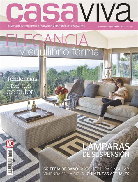 revista casa viva decoracion revista casa viva 17 interiorismo decoraci 243 n y dise 241 o