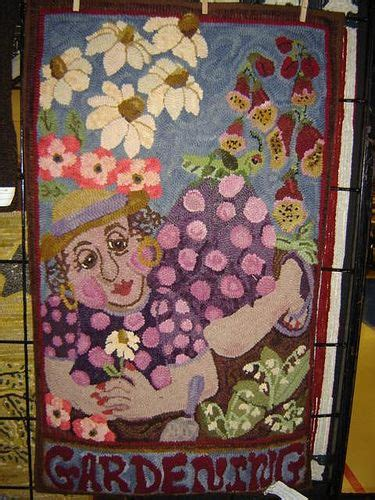 bev conway rug hooking patterns pin by plenty of lesley on rugs
