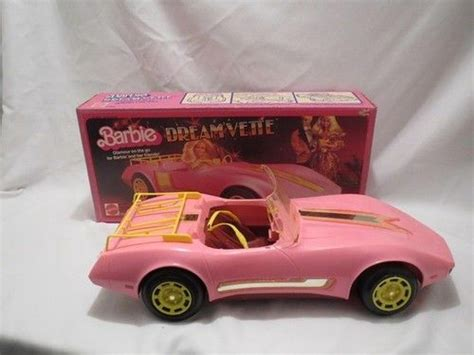 barbie corvette vintage vintage barbie corvettes and barbie on pinterest