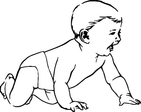 Coloring Now 187 Blog Archive 187 Baby Coloring Pages Baby Color Pages