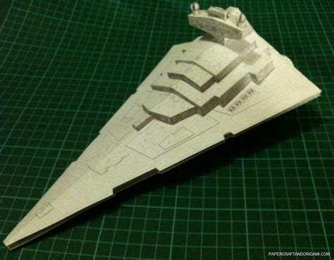 Destroyer Papercraft - pin by said on print it