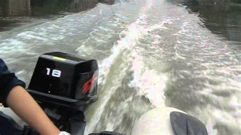 zongshen boat motors zongshen 18hp outboard motor 15hp 9 9hp youtube