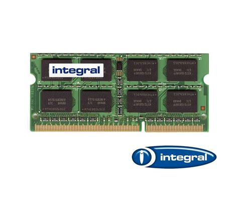 Ram 4gb Ddr3 Sodimm Pc 10600 integral pc3 10600 ddr3 1333 laptop memory 4gb sodimm ram deals pc world