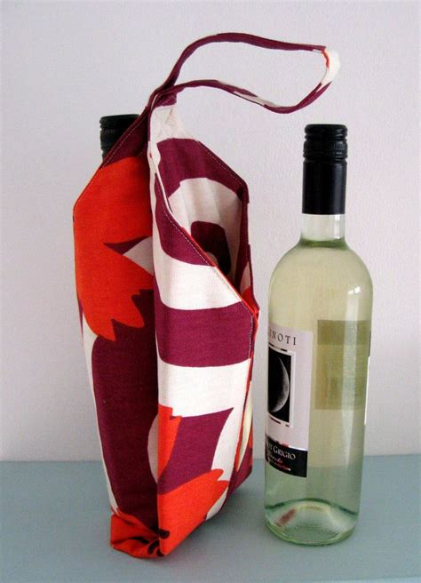 wine bag template pdf sewing patterns sewing patterns and wine bottles on
