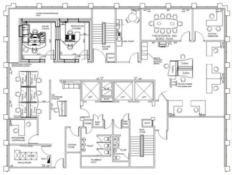 wsm radio studios floor plans managing resources and technology