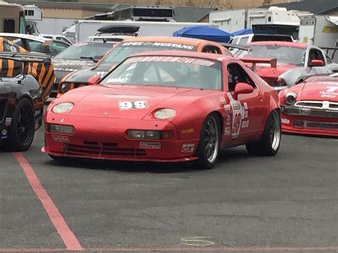 Porsche 928 Race Car by 928 Race Car Fender Modifcation To Fit Quot 4 Square