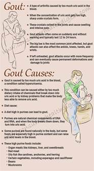 16 answers what diet is recommended for high uric acid gout quora