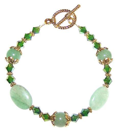 beaded jewelry kits emerald elegance bracelet beaded jewelry kit