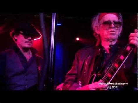 Johnny Depp Was Scared To Jam With Keith Richards chuck berry eric clapton keith richards jam funnycat tv