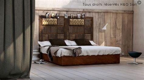 tete de lit exotique maison design wiblia