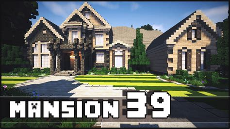 Minecraft House Inspiration by Minecraft Epic Mansion 39 Youtube
