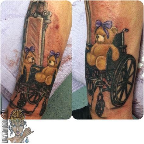 wheelchair tattoo designs wheelchair designs pictures to pin on