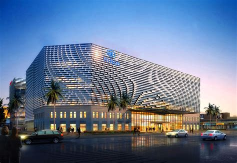 hton inn and suites hotel hotels resorts opens second hotel in guangzhou