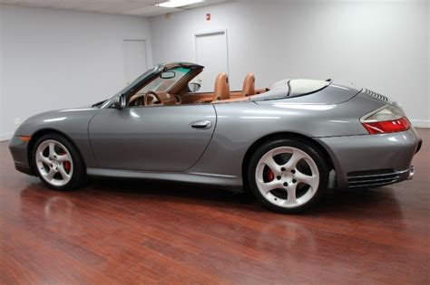 Porsche 911 Carrera 4s Convertible For Sale by 2004 Porsche 911 996 C4s Convertible