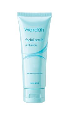 Wardah Shine 4 5 Ml wardah inspiring scrub