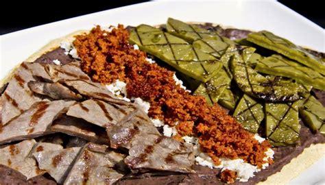 recetas de cocina con carnes huarache con carne receta mexicana original cocina