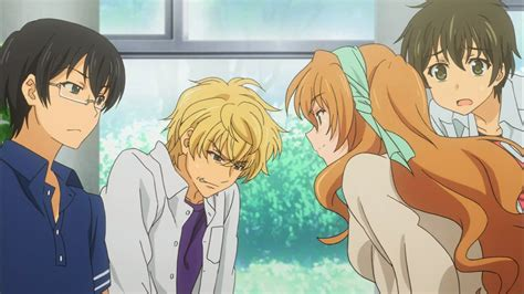 anime golden time anime review golden time yuu