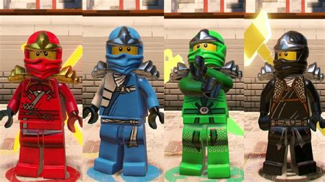 lego ninjago classic the lego ninjago videogame how to unlock classic