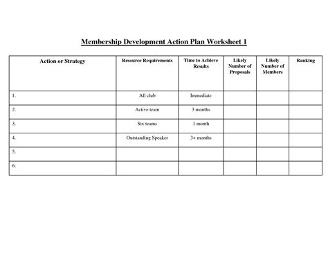plan worksheet template 14 best images of career goal planning worksheet high