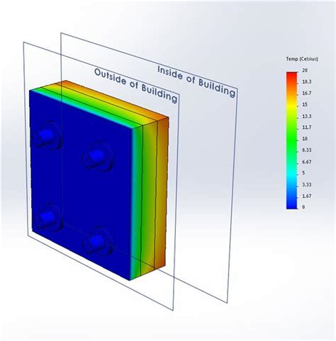 tutorial solidworks thermal analysis thermal structural analysis in solidworks 3d cad