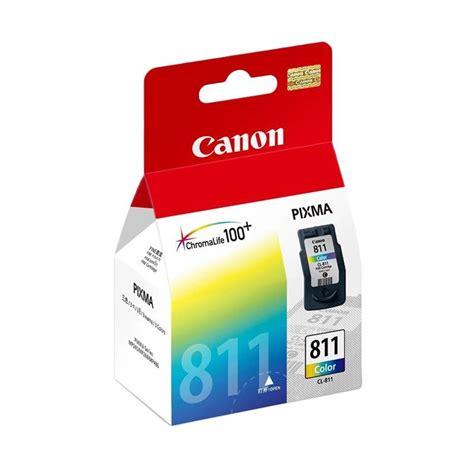 Canon Cl 811 Cartridge Colour jual canon cl 811 cartridge printer refill colour