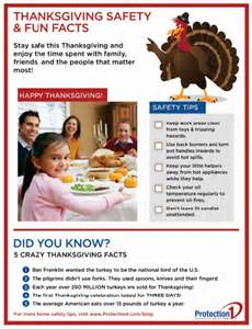 crazy thanksgiving facts thanksgiving safety and fun facts