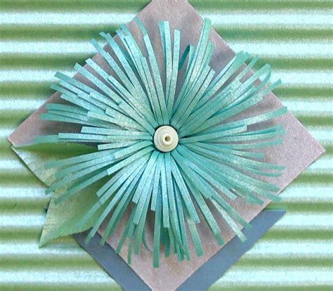 All Paper Crafts - quilled spider chrysanthemum flowers allfreepapercrafts