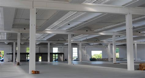 Capannoni Industriali Prefabbricati - costruzione capannoni prefabbricati