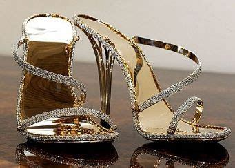 Sepatu Termahal i the world s most expensive shoes 2011