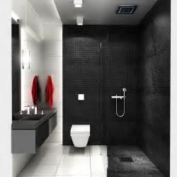 Small Bathroom Ideas Black And White Projekty Ma Ych Azienek Aran Acja Ma Ej Azienki 243 D M B