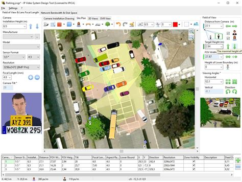 site plan software ip video system design tool