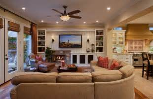Family Room Decor by Astonishing Sectional Sofa With Recliner Decorating
