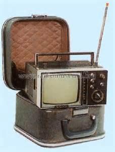 transistor tv all channel transistor tv 5 305uw television sony corporatio