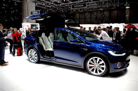 Tesla Canada Prices Tesla Model X Is Finally In Canada