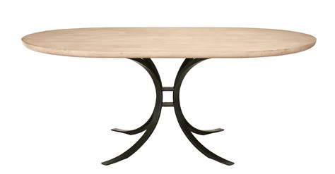 elliptical dining table quincy oval dining table
