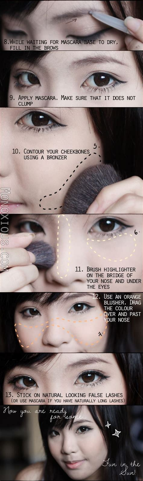 natural makeup tutorial joke best 20 korean makeup tutorials ideas on pinterest