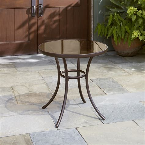 Sears Patio Table Ty Pennington Style Cross Hill Bistro Table Sears