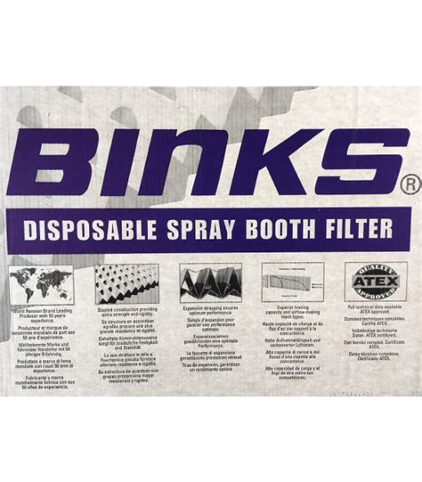 filtri per cabine di verniciatura filtri per cabine di verniciatura accessori