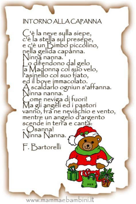 testi natalizi poesie per il natale