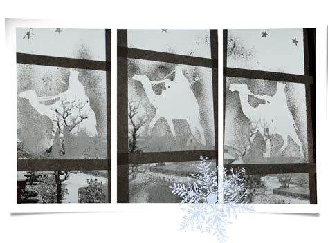 Weihnachtsdeko Vor Der Haustür 6261 by Weihnachtsfenster Dekoration Ideen Deneme Ama 231 Lı