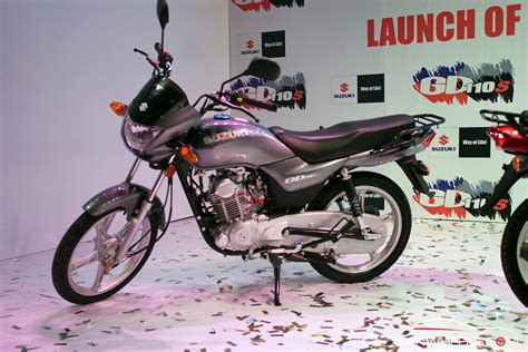 Pak Suzuki launches the upgraded Suzuki GD110S   PakWheels