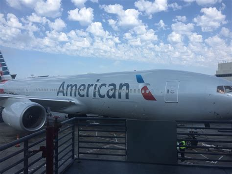 American Airlines Background Check Review American Airlines Business Class 777 200 Los