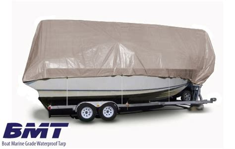 tarp boat cover boat tarp cover completely waterproof tarp that installs