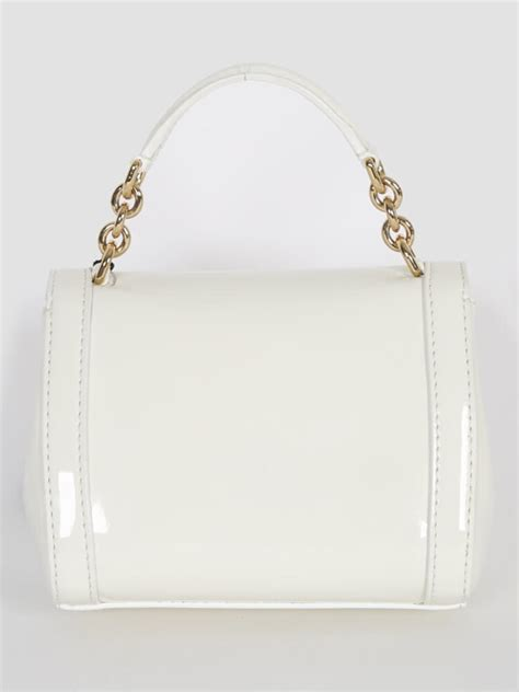 Dg Dolce Gabbana Patent Leather Envelope Clutch by Dolce Gabbana Patent Leather Purse White Luxury