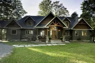One Room Cabin Floor Plans House Plans Gable Crest Linwood Custom Homes