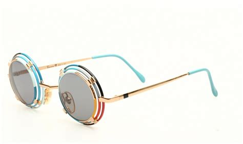 unique glasses unique multi rimmed round design eyeglasses by casanova