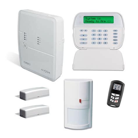 kit4952 dsc alexor pc9155 distributed wireless alarm