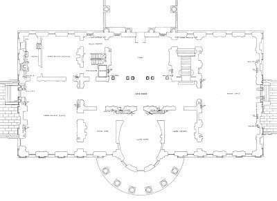 white house floor plan living quarters the devoted classicist june 2012
