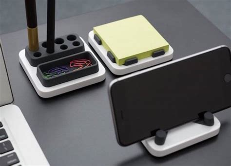 17 Awesome Gadgets For The Perfect Workspace Setup Modular Desk Organizer