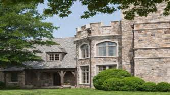 stone house designs and floor plans
